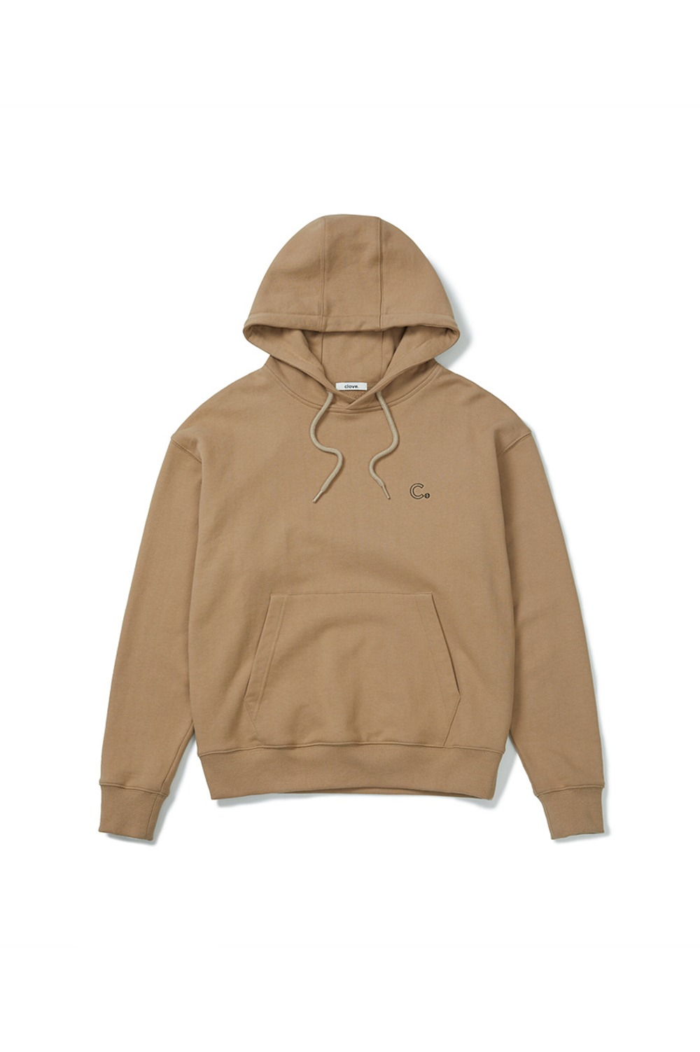 Active Sweat Hoody (Beige)