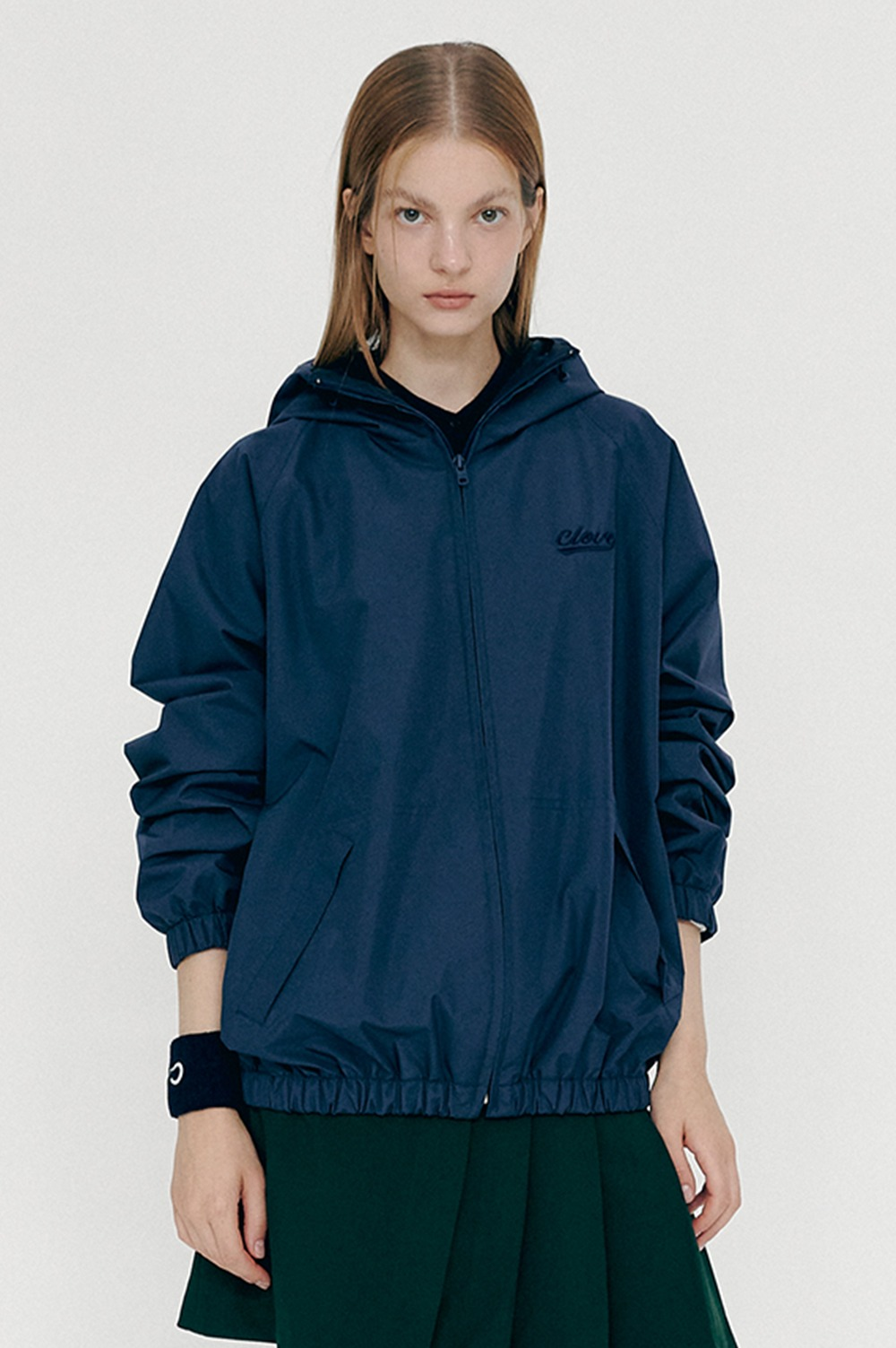 [10/12(월) 예약배송]Windbreaker Jumper (Navy)